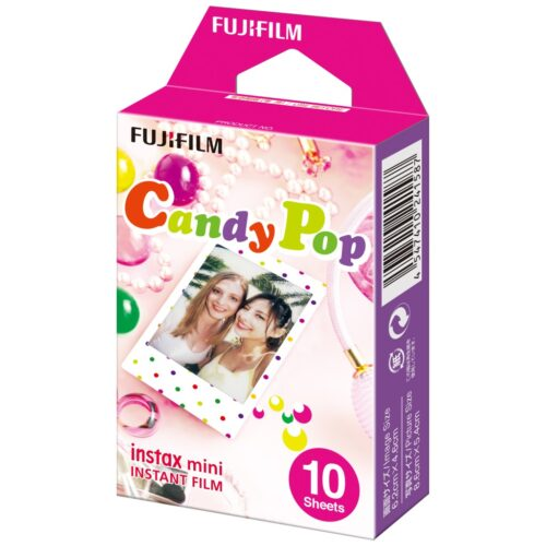 Fujifilm Instax mini film Candy Pop (10 db)