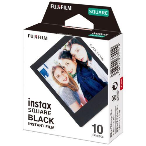 Fujifilm Instax SQUARE BLACK FRAME film (10 db)
