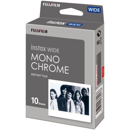 Fujifilm Instax WIDE Monochrome film (10 db)