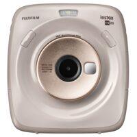 Instax SQUARE SQ20 hibrid fényképezőgép bézs 01
