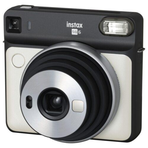 Instax SQUARE SQ6 fényképezőgép gyöngyfehér 02