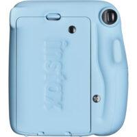 Fujifilm Instax Mini 11 instant fényképezőgép kék 2