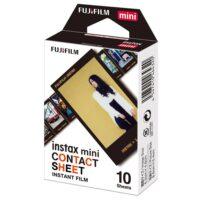 Fujifilm Instax mini film Contact Sheet 1