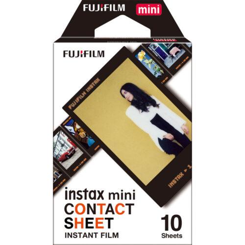 Fujifilm Instax mini film Contact Sheet 3