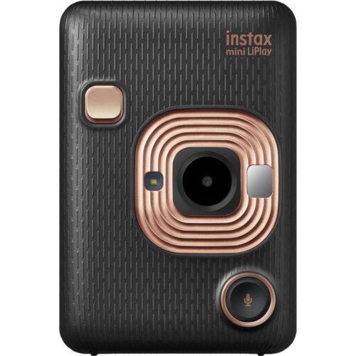 Instax Mini LiPlay fényképezőgép fekete 1
