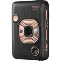 Instax Mini LiPlay fényképezőgép fekete 2