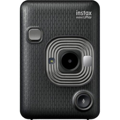 Fujifilm Instax Mini LiPlay fényképezőgép szürke 3