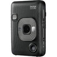 Fujifilm Instax Mini LiPlay fényképezőgép szürke 4