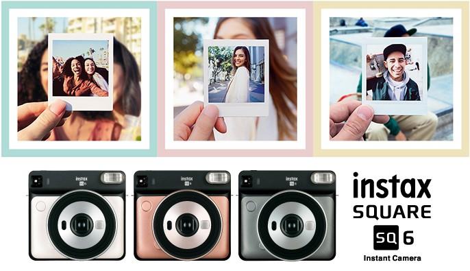 Fujifilm Instax SQUARE SQ6 1x1