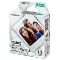 instax square film white marble 4