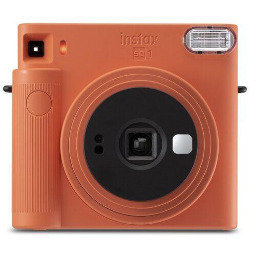 Instax SQUARE SQ1 fényképezőgép narancssárga 1