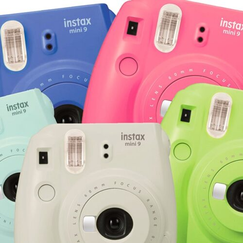 Fényképezőgépek
