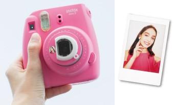 Instax mini 9 fényképezőgép Szelfi tükör