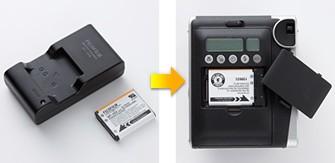Instax mini 90 Akkumulátor